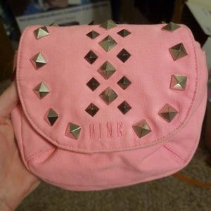 PINK small shoulder purse